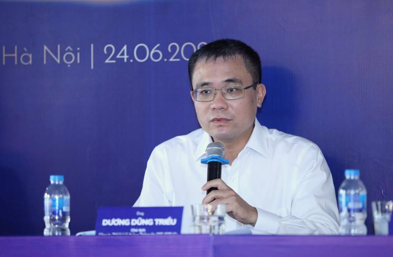 Ông Dương Dũng Triều - Chủ tịch Công tyFPT IS.