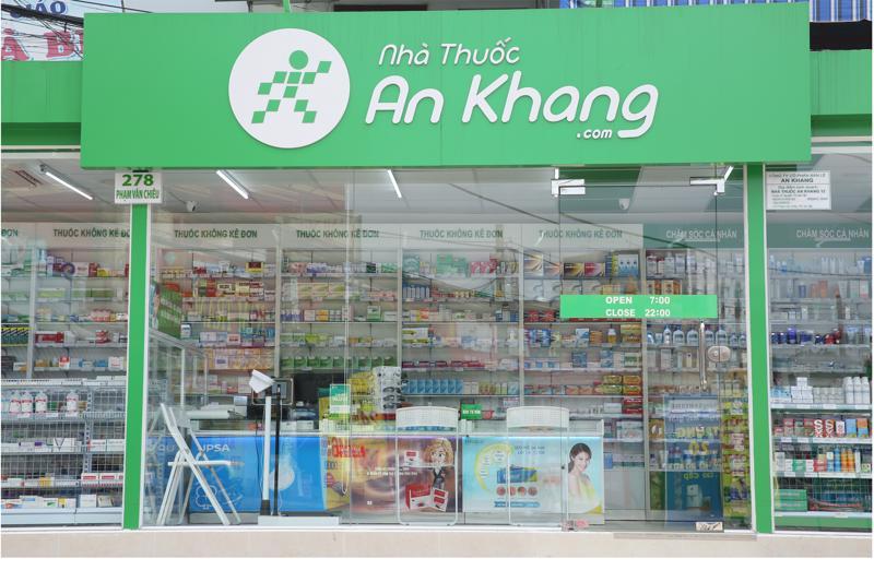 Cũng tính đến cuối tháng 5, An Khang chính thức vượt mốc 100 nhà thuốc hoạt động tại 20 tỉnh thành.
