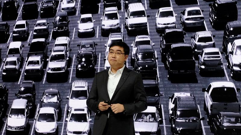 Cheng Wei, người sáng lập Didi Chuxing - Ảnh: FT