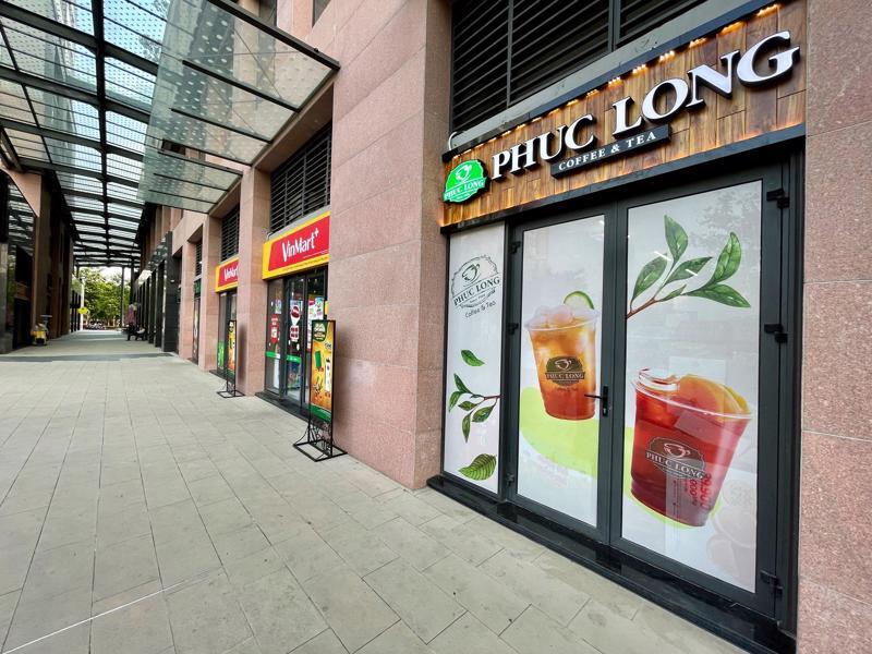 Masan đặt mục tiêu mở 1.000 Kiosk Phúc Long trên nền tảng cửa hàng VinMart+ trong 18 - 24 tháng.