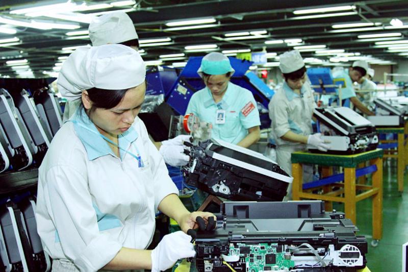 Điện tử đã và đang trở thành ngành công nghiệp trọng yếu của nền kinh tế.