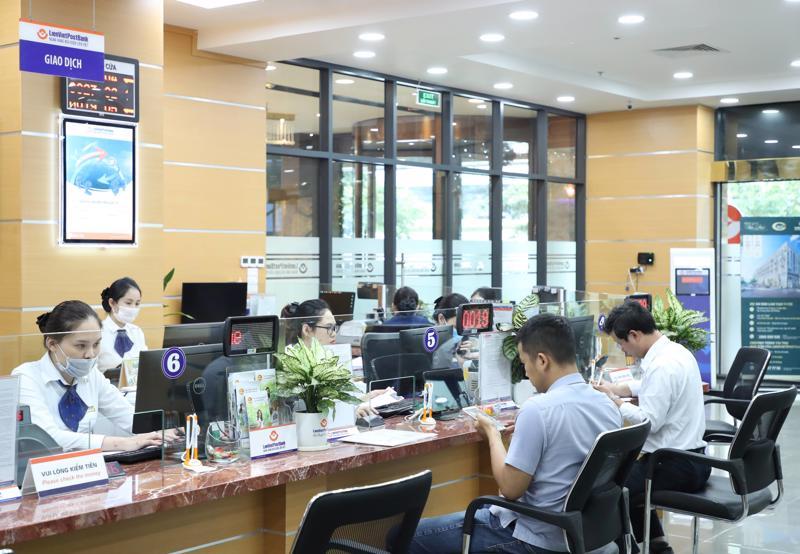 LienVietPostBank tăng vốn thông qua trả cổ tức với tỷ lệ 12% bằng cổ phiếu