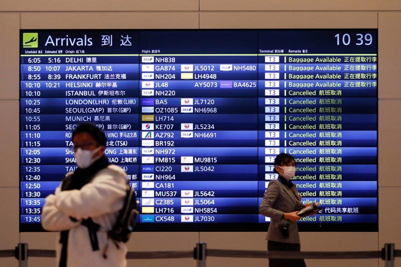 Khoảng 10 quốc gia khác, trong đó có Hy Lạp và Ba Lan, hiện miễn cách ly với người đã tiêm vaccine Covid-19 đến từ Nhật - Ảnh: Reuters