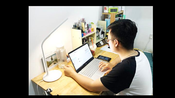 Làm việc từ xa, làm việc tại nhà đang trở thành phổ biến