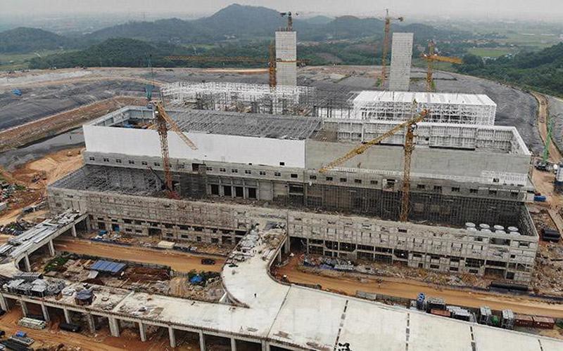 Dự án Nhà máy điện rác Sóc Sơn