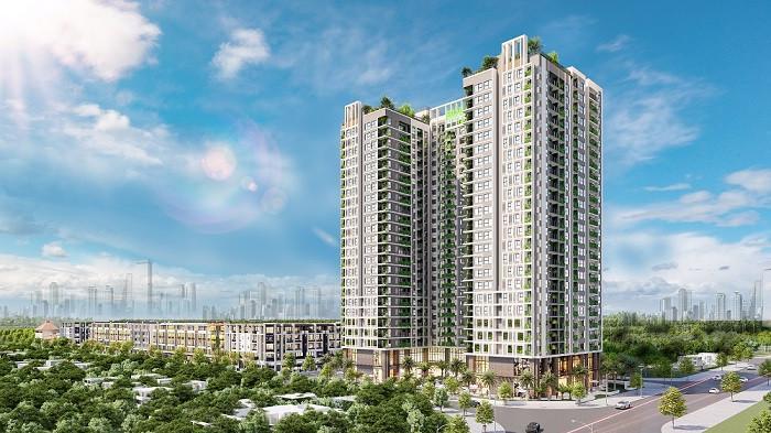 Chung cư Bình Minh Garden - phong cách sống mới phía Đông Hà Nội.