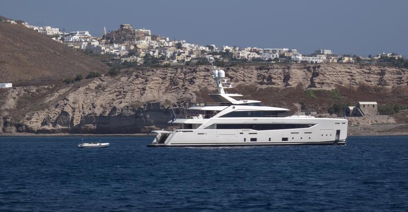 """Giới nhà giàu đổ đến Hy Lạp nghỉ dưỡng sau thời gian bị """"kìm chân"""" bởi đại dịch - Ảnh: Getty Images"""