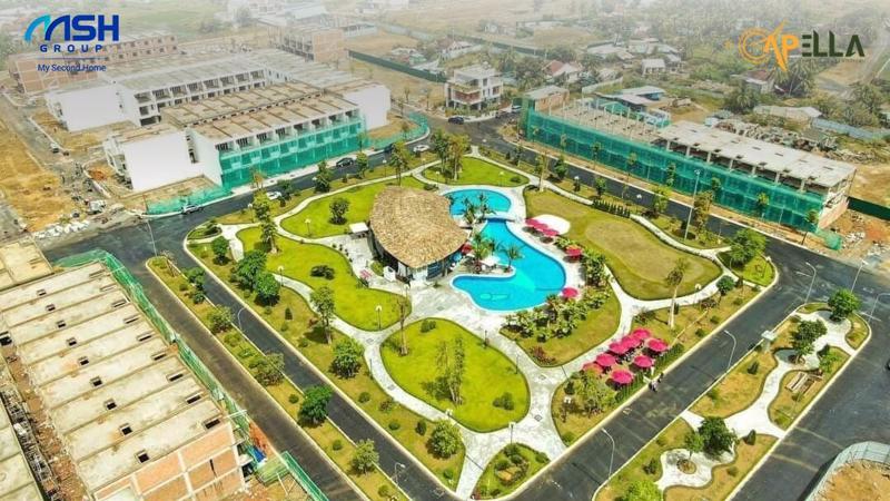 Mô hình khu đô thị tích hợp lần đầu tiên xuất hiện tại Nha Trang.
