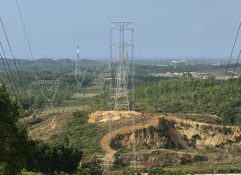 Đường dây 500kV mạch 3 đoạn Dốc Sỏi – Pleiku 2.