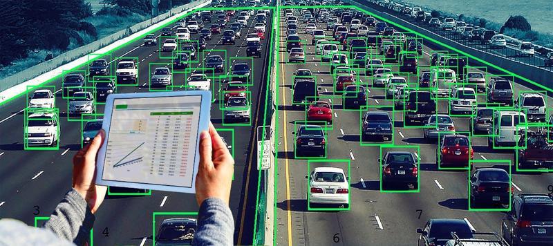 Cao tốc Bắc - Nam sẽ được điều hành bằng hệ thống giao thông thông minh. (Ảnh minh họa).