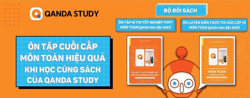 QANDA là ứng dụng học tập trực tuyến, sử dụng trí tuệ nhân tạo để giải toán cho học sinh từ lớp 1-12.