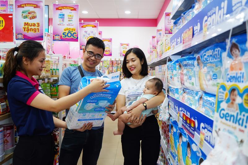 Siêu thị hàng Nhật nội địa Sakuko - điểm mua sắm uy tín cho khách hàng ưu thích hàng Nhật.