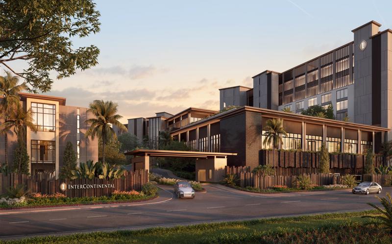 Coteccons được chọn là Tổng thầu xây dựng cho dự án nghỉ dưỡng ven biển, tổng vốn đầu tư 90 triệu USD, của Tập đoàn BIM Group.
