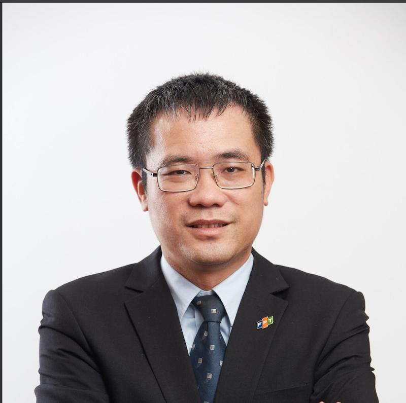 Ông Dương Dũng Triều - Chủ tịch Công ty TNHH Hệ thống thông tin FPT (FPT IS)