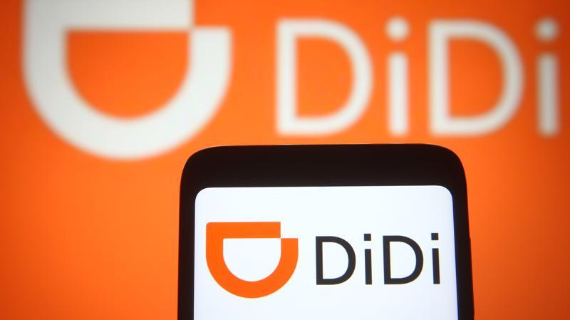 Didi bị đình chỉ chỉ vài ngày sau khi IPO tại Mỹ - Ảnh: Yahoo Finance