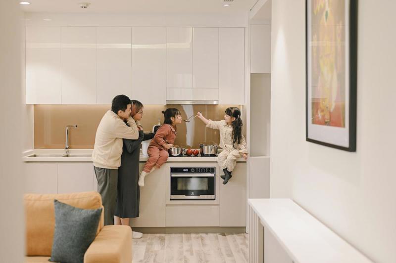 Nâng cao chất lượng cuộc sống cho cư dân là yếu tố được Văn Phú - Invest chú trọng khi phát triển dự án.
