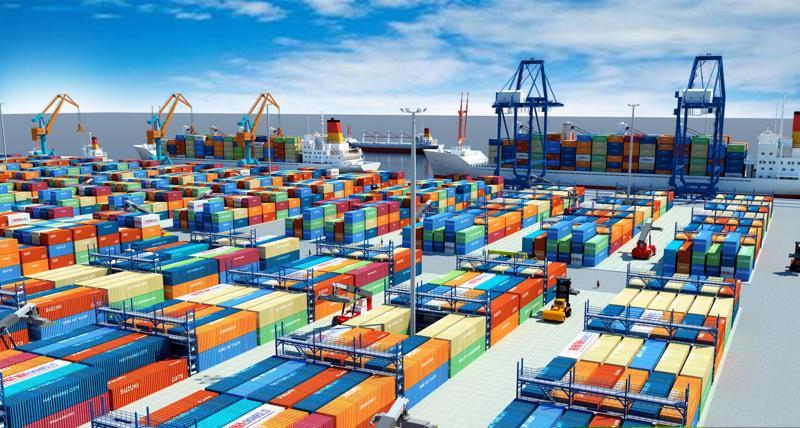 Vận chuyển hàng hóa bằng container 4 tháng đầu năm tăng 22% so với cùng kỳ