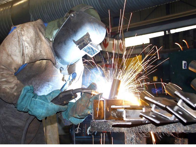 Ngăn chặn hành vi bán phá giá vật liệu hàn nhập khẩu gây thiệt hại cho ngành sản xuất trong nước.
