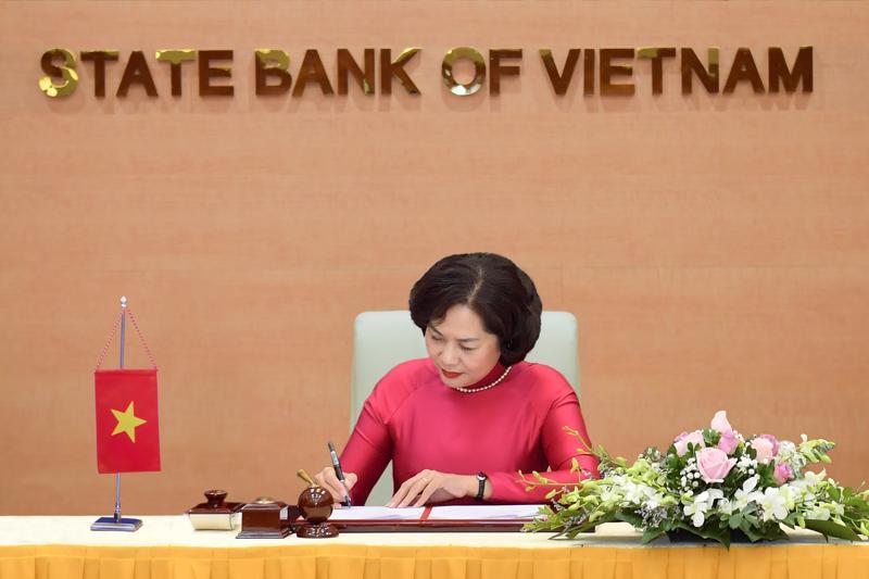 Thống đốc Nguyễn Thị Hồng