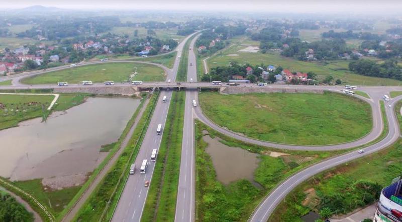 Dự án được triển khai sẽ góp phần hoàn thiện, hiện đại hóa kết cấu hạ tầng giao thông khu vực phía Nam tỉnh.
