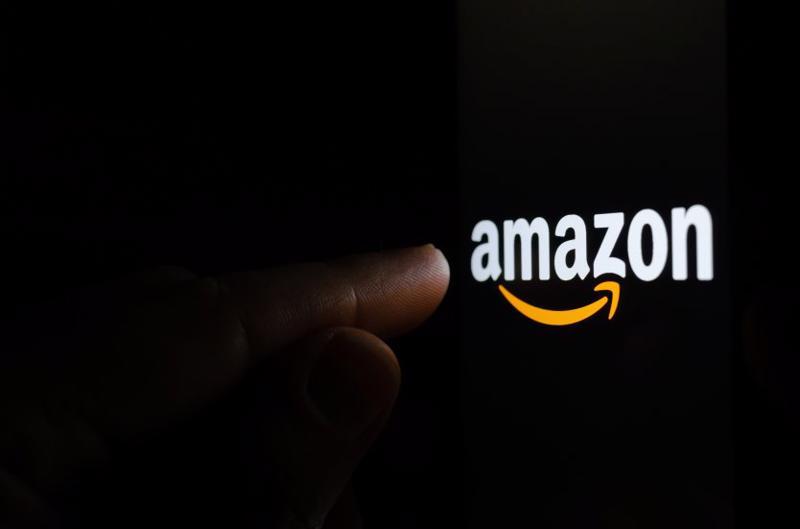 Cổ phiếu Amazon tăng giá gần gấp đôi trong 2 năm qua - Ảnh: Currency