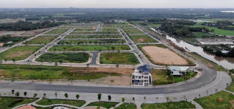 (Dự án King Bay tại xã Long Tân, huyện Nhơn Trạch, tỉnh Đồng Nai)