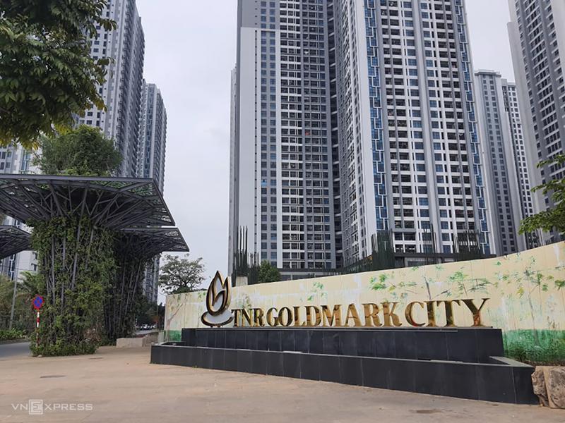 Công ty Việt Hân vi phạm quỹ bảo trì dự án Gold Mark City.