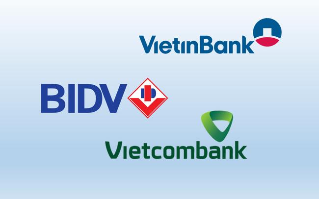 Trong số 4 ngân hàng thương mại Nhà nước, chỉ có Vietinbank có tỷ lệ vốn nhà nước thấp nhất, xấp xỉ 65%.