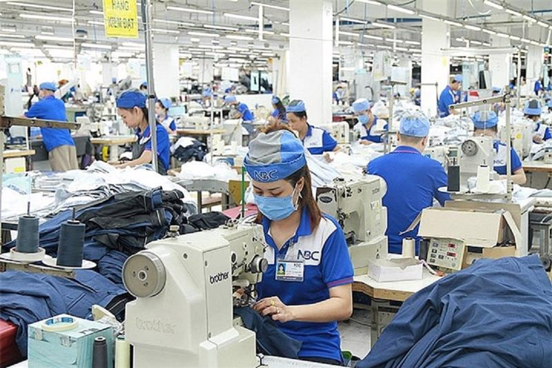 Xuất khẩu dệt may 6 tháng đầu năm 2021 tăng trưởng 2 con số