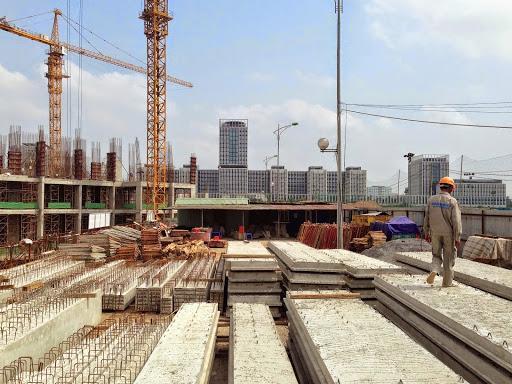 Các công trình xây dựng trên địa bàn TP.HCM vẫn được hoạt động nhưng phải tuân thủ an toàn tuyệt đối chống dịch.