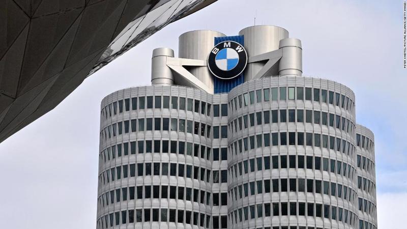 Trụ sở của tập đoàn BMW tại Munich, Đức - Ảnh: Getty Images
