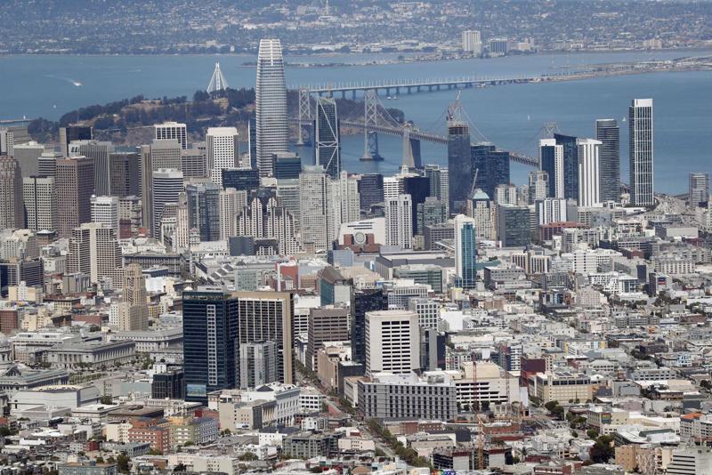 Tại San Jose, cứ 727 người dân thì có một người siêu giàu - Ảnh: Getty Images