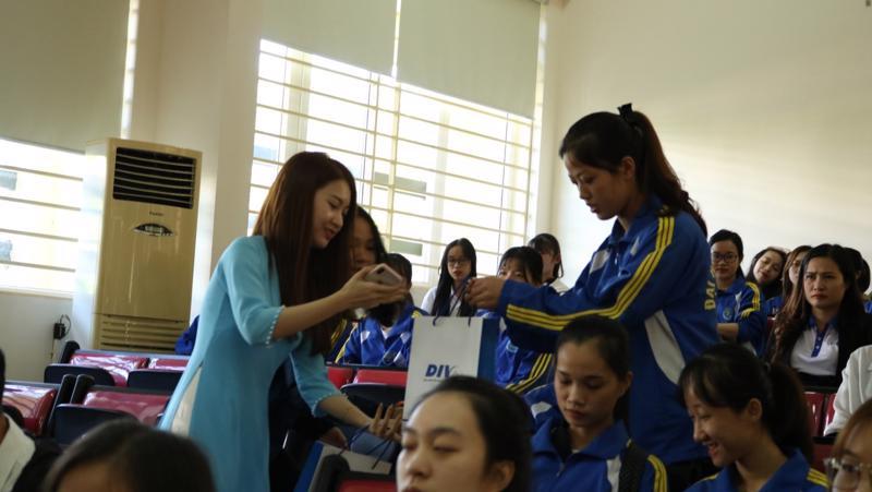 Bảo hiểm tiền gửi Việt Nam tổ chức tuyên truyền chính sách bảo hiểm tiền gửi tại Đại học Thái Nguyên.
