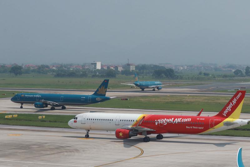 Hà Nội đề xuất sân bay thứ hai tại Ứng Hòa, do sân bay Nội Bài quá tải.