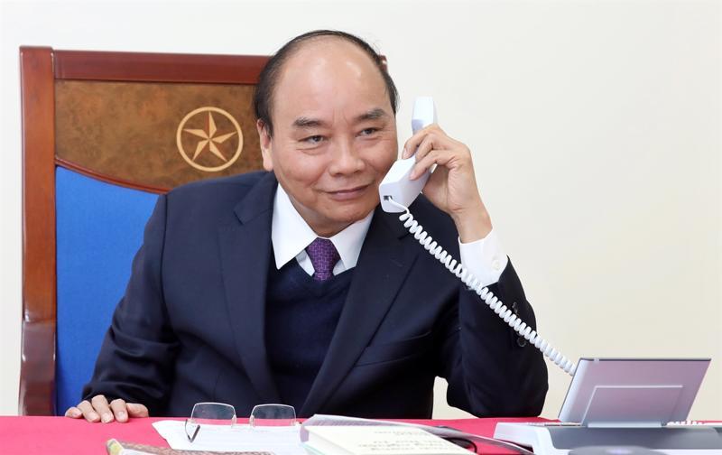 Chủ tịch nước Nguyễn Xuân Phúc - Ảnh: TTXVN
