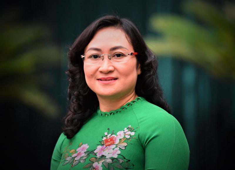Phó Chủ tịch Phan Thị Thắng chính thức phụ trách các công tác liên quan đến phòng, chống dịch Covid-19 tại TP.HCM từ ngày 15/7.