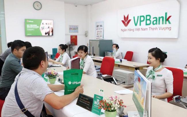 VPBank muốn chia cổ tức tỷ lệ 80%