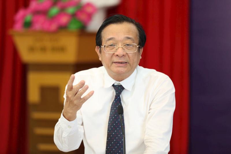Ông Nguyễn Quốc Hùng, Tổng thư ký Hiệp hội Ngân hàng