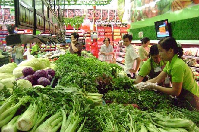 Tổ công tác đảm bảo cung ứng hàng hoá cho các tỉnh phía Nam.