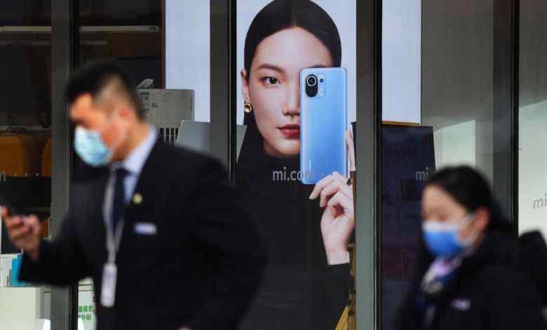 Xiaomi chiếm 17% thị phần smartphone toàn cầu - Ảnh: Worldnewshere