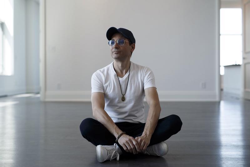 Anthony Di Iorio, nhà đồng sáng lập của mạng lưới tiền ảo Ethereum - Ảnh: Bloomberg.