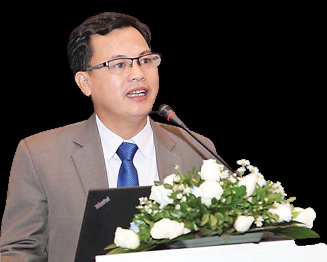 Ông Trần Ngọc Thạch, Phó Giám đốc Sở Thông tin và Truyền thông Đà Nẵng.