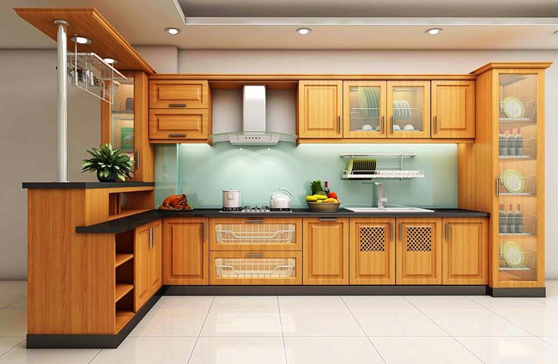 Tủ bếp sản xuất tại Việt Nam được ưa chuộng tại thị trường Mỹ, EU...