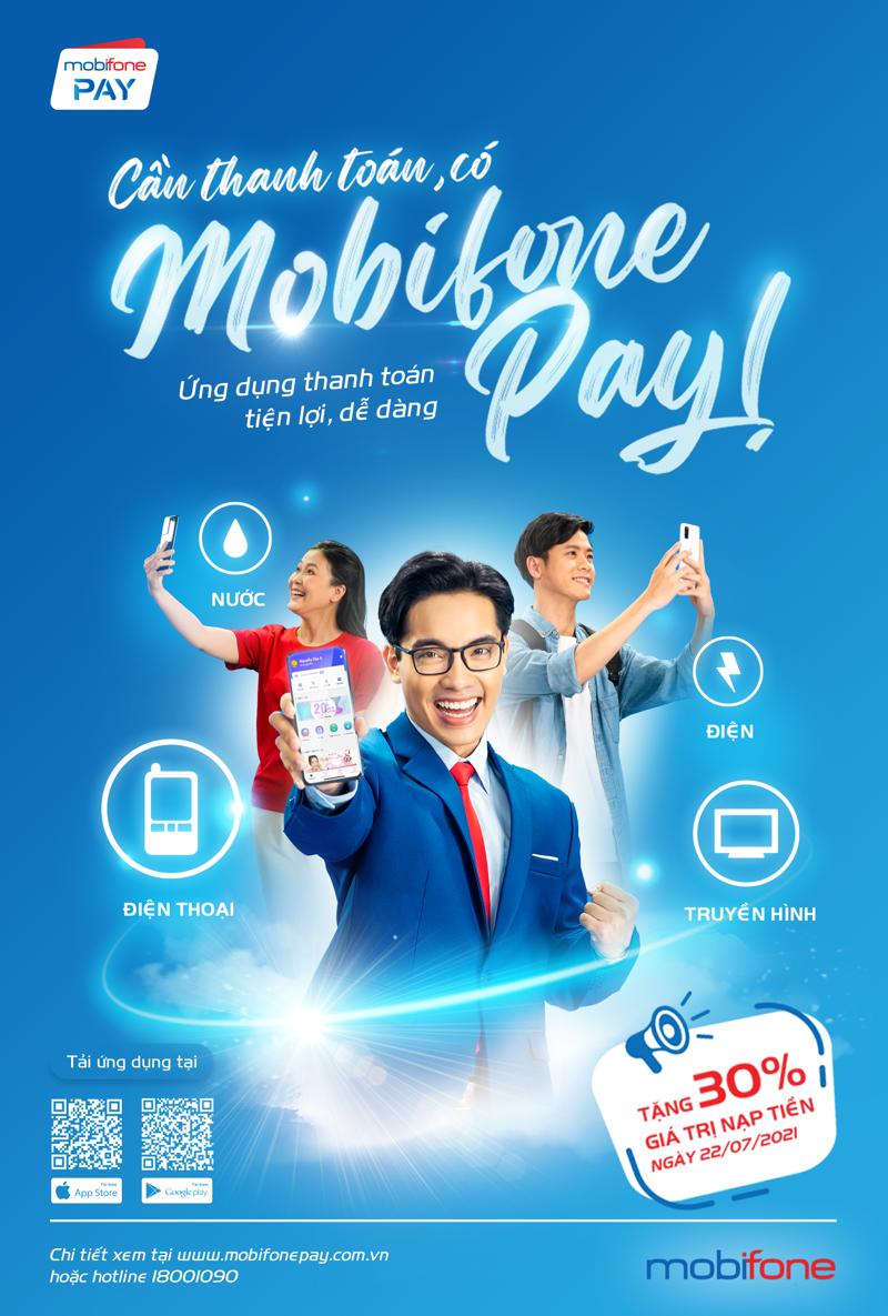Trong giai đoạn nhiều tỉnh thành đang phải giãn cách xã hội, MobiFone liên tục thực hiện các chương trình khuyến mại nhằm hỗ trợ hết mức để mọi người có thể duy trì những hoạt động tương tác và kết nối, yên tâm ở nhà chống dịch.