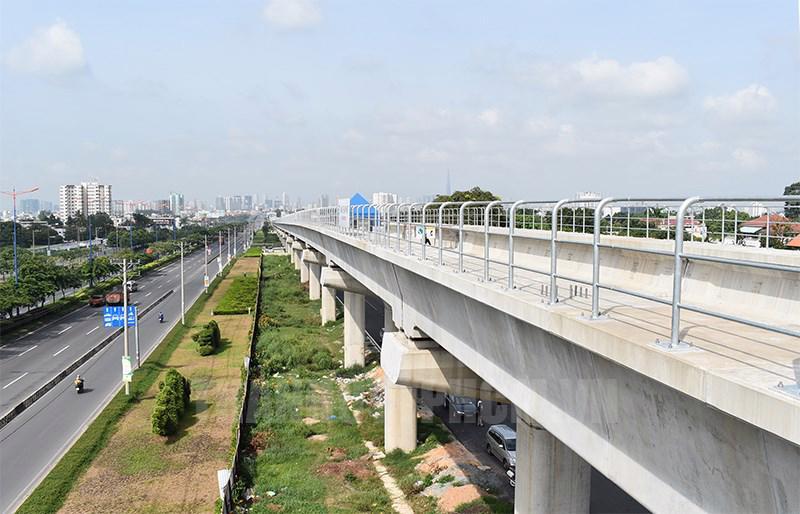 Tuyến metro Bến Thành - Suối Tiên sử dụng nguồn vốn vay ODA.