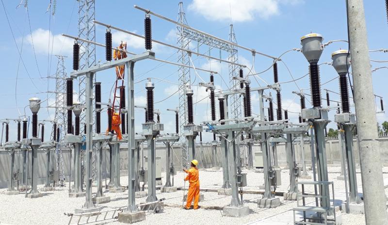 Cung cấp điện vẫn được đảm bảo an toàn, thông suốt tại các tỉnh miền Nam.