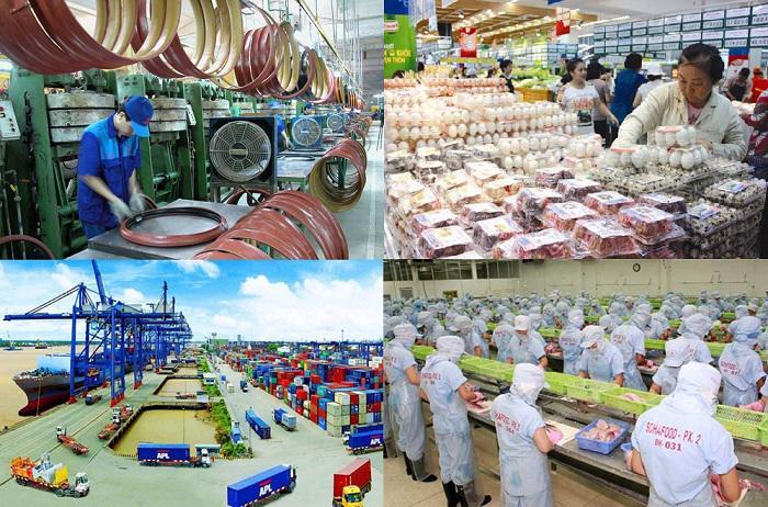 Giá lương thực phẩm ở mức thấp nên kéo lùi tốc độ tăng CPI tháng 6/2021