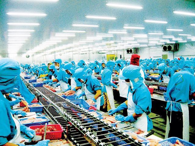 Việc đứt gãy các chuỗi giá trị và cung ứng trong các ngành sản xuất trong nước sẽ ảnh hưởng nghiêm trọng đến an sinh xã hội cũng như kinh tế Việt Nam.