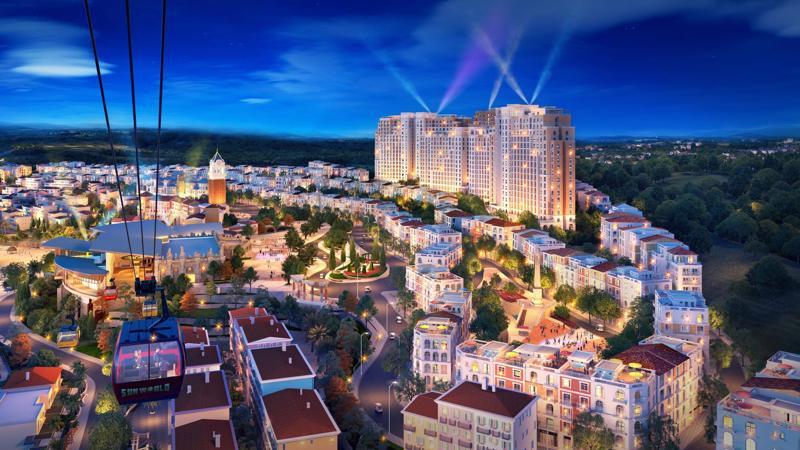Căn hộ The Hill thuộc Sun Grand City Hillside Residence được quan tâm mạnh mẽ khi du lịch Phú Quốc có triển vọng sáng sủa.