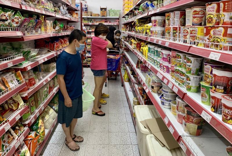 Hà Nội đảm bảo đủ nguồn cung hàng hóa thiết yếu, người dân không cần dự trữ